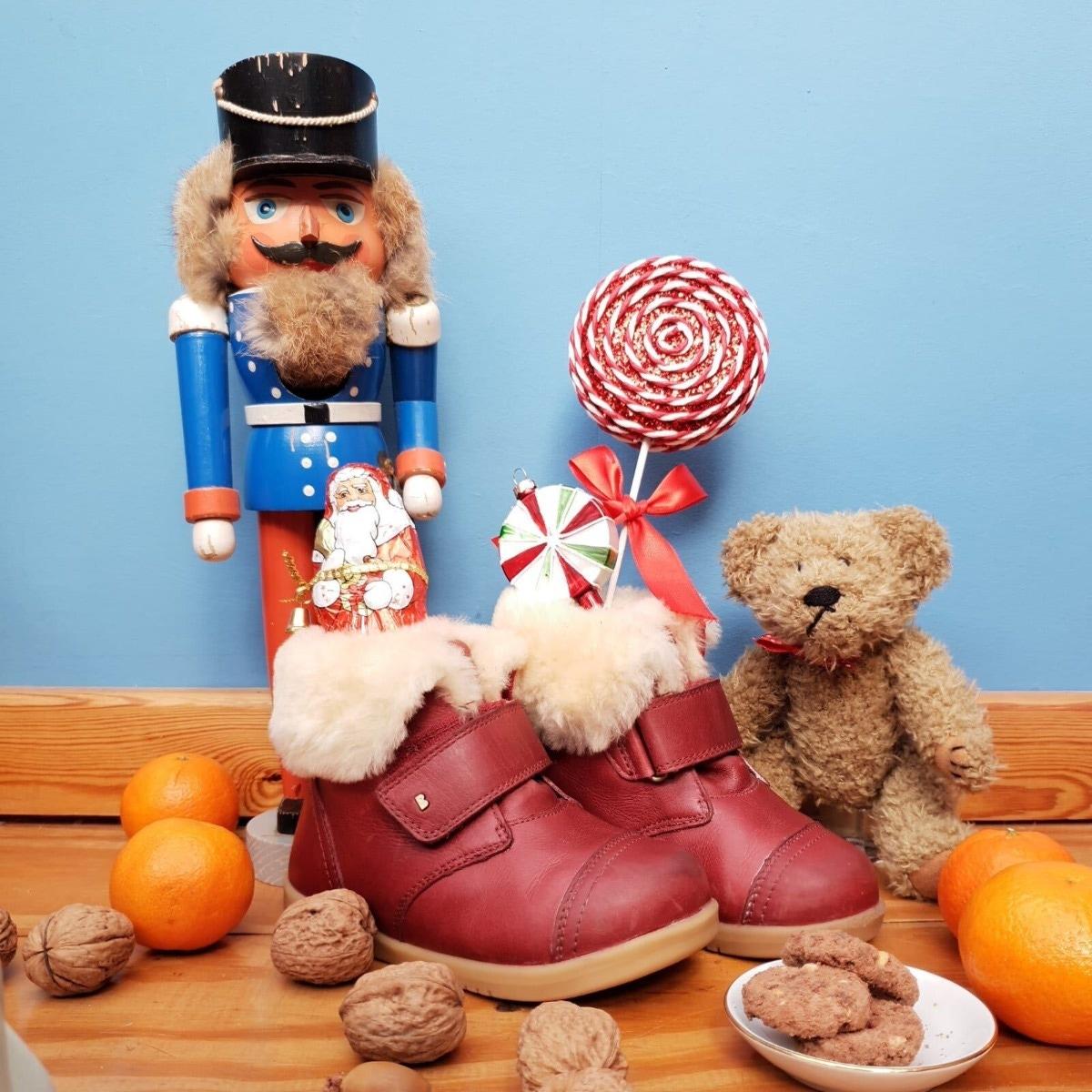 Nikolaus toddler shoes St Nicholas Day