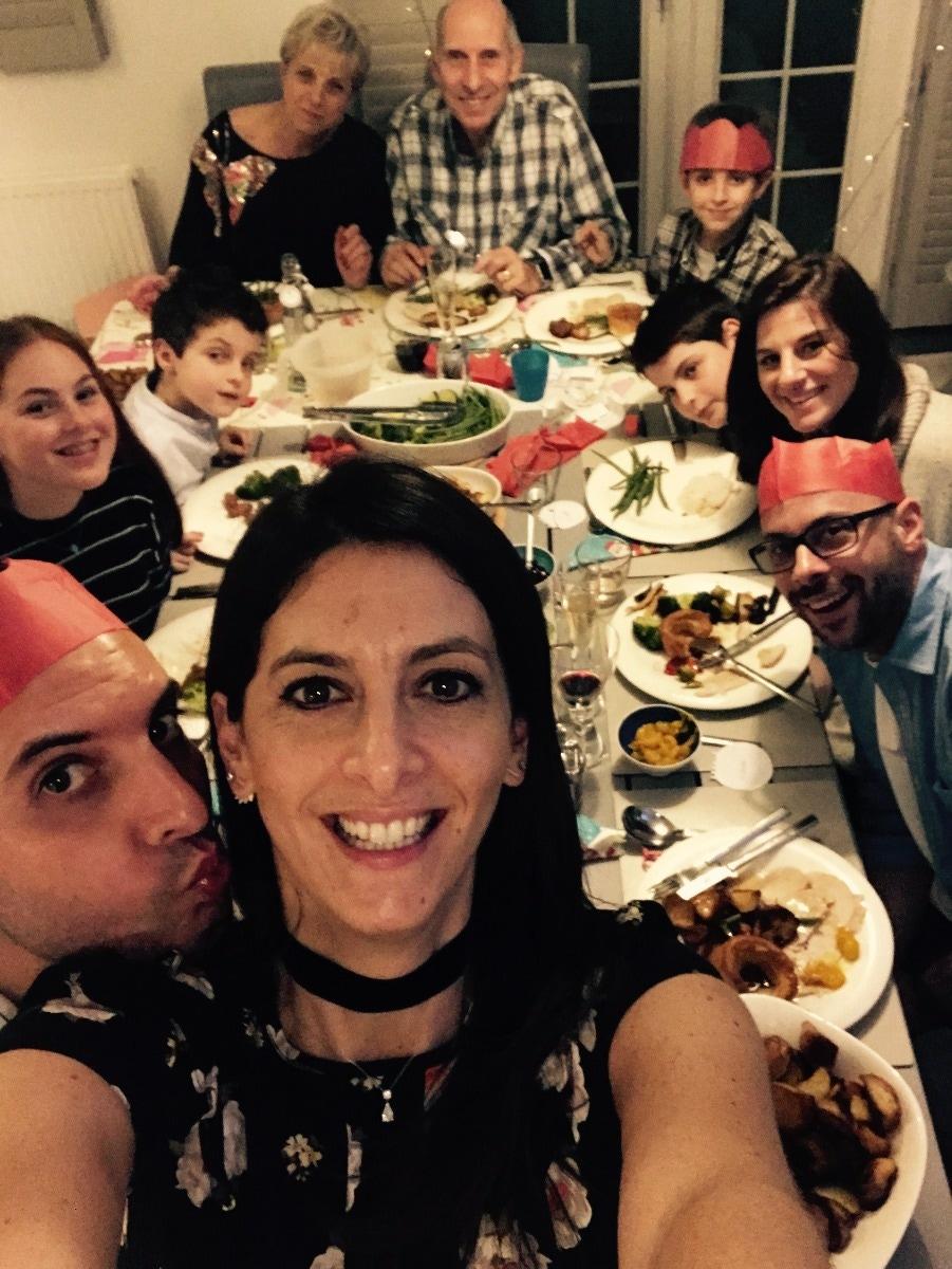 Chrismukkah Chanukah and Christmas
